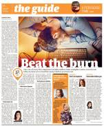 Beat the Burn - Mid-day story